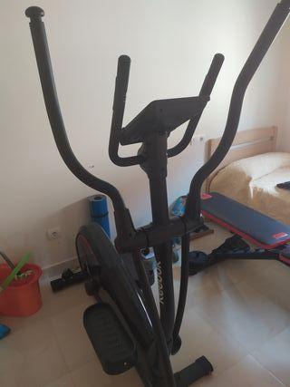 Bicicleta elíptica Reebok modelo z9
