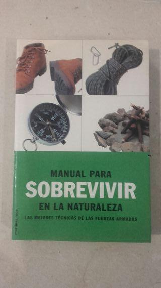 Manual de supervivencia de las Fuerzas Armadas