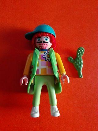 Playmobil payaso circo ciudad city
