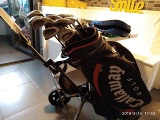 Pack completo de golf