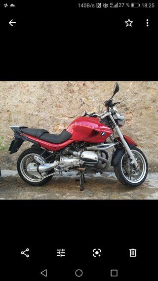 moto naked BMW r 850 r