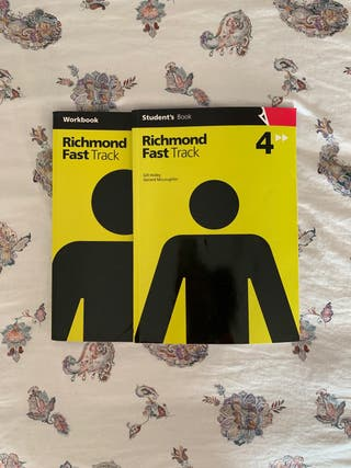 Libro Inglés Richmond Fast Track 4eso