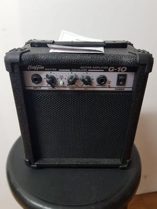 Amplificador Baffin G-10