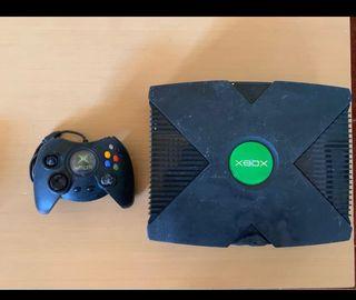 Xbox clásica LEER!