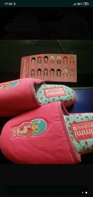 zapatillas de casa nuevas