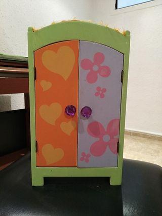 Mini armario