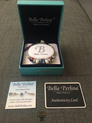 Pulsera original Bella Perlina