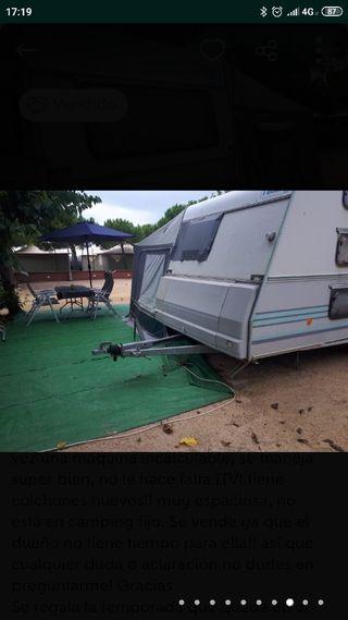 caravana roller Sevilla menos de 750kg