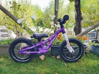 NUEVA!! Bicicleta infantil sin pedales. Ghost
