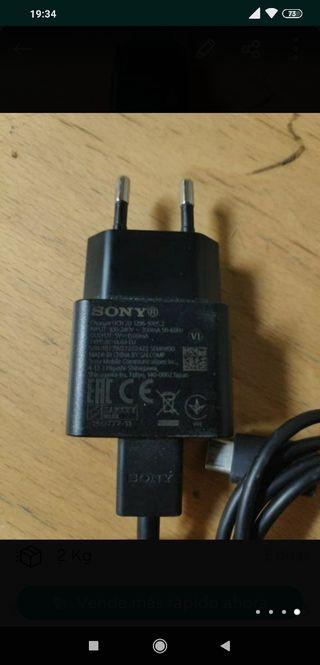 cargador Sony tipo C