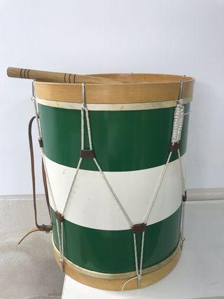 Bongo con baqueta