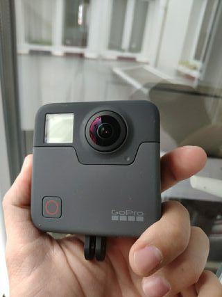 GoPro fusion 360 5,6 K