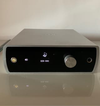 DAC DENON DA-300 USB En Impecable Estado.