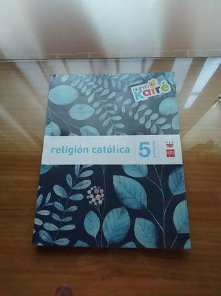 religión 5°primaria