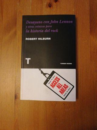 Desayuno con John Lennon. Libro de música