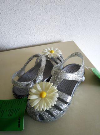 CROCS Sandalia Glitter C10-27/28
