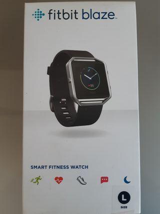 Reloj Smartwatch Fitbit Blaze Talla L
