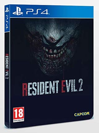 Resident Evil Remake 2 para PS4