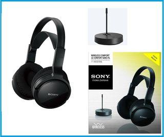 Auricular wireless Sony MDR-RF811RK