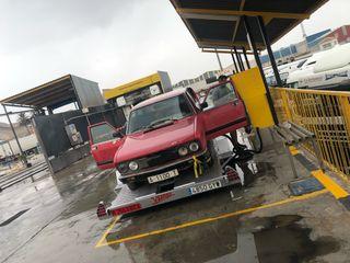 Seat 132 2200 Diesel Seat 132 Motor Merce 1980