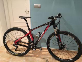 "Bicicleta MTB Giant XTC 29"" Talla M"
