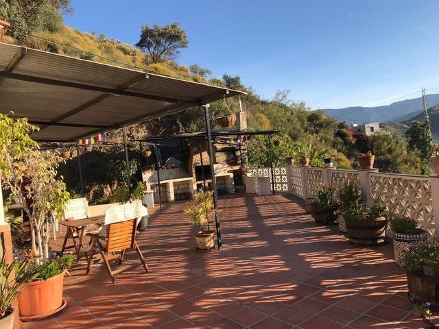 Casa campo alquiler (Sayalonga, Málaga)