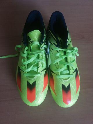 Fútbol. Botas Adidas de Fútbol a estrenar de Tacos