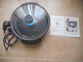 Sartén eléctrica Pan-Pizza - Tamaño 30 cm 1500 W
