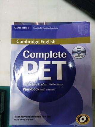 Complete PET. Workbook B1 inglés