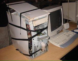 Informatico Reparación Ordenador Sobremesa BEEP