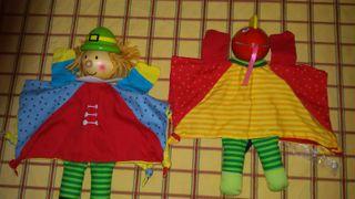 Juguete Marioneta Principe y Dragon - ItsImagical