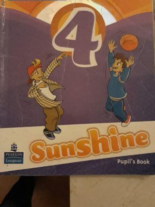 Libro ingles 4 primaria