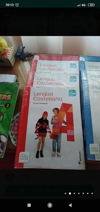 lengua castellana 3°primaria