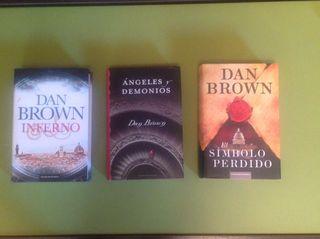Colección Dan Brown