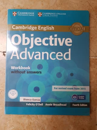 Objective Advanced. Workbook without answers