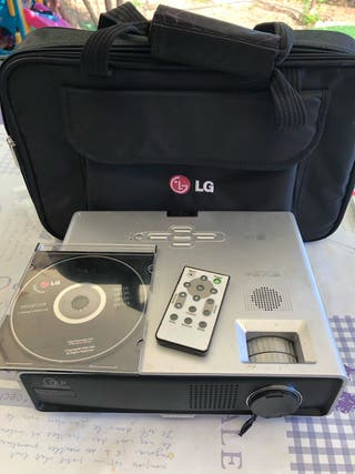 Proyector LG DX125
