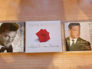 Discos Luis Miguel.