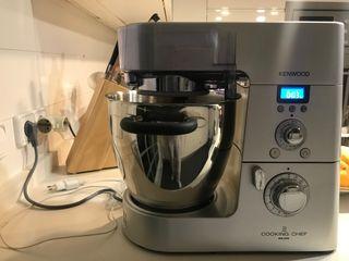 Robot de cocina cooking chef major Kenwood