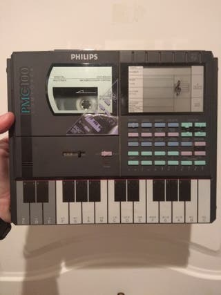 Sintetizador PHILIPS PMC 100 Composer