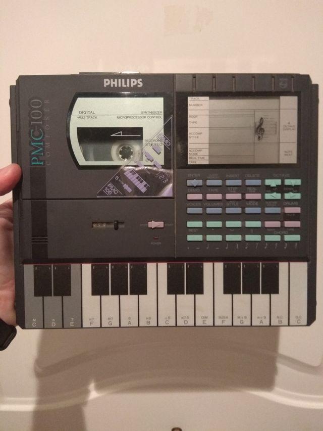 Sintetizador PHILIPS PMC 100 Composer