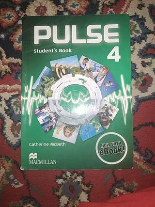 Pulse Student's Book 4t ESO Macmillian