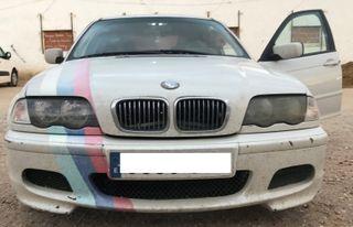 DESPIECE COMPLETO - BMW 320D AÑO 2002