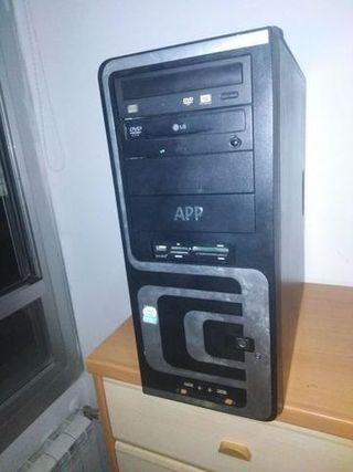 torre ordenador Intel pentium DUAL CORE A 2.40GHZ