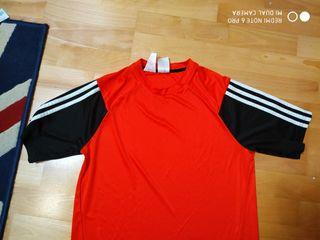 camiseta Adidas 13-14 años