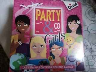 Juego de mesa Party And Co Girls