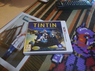 Tintín 3ds