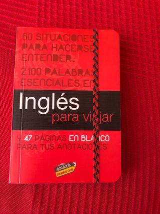 Libro de bolsillo Inglés para viajar