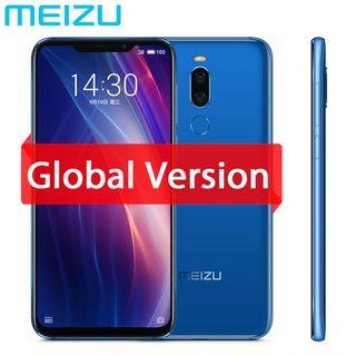 Móvil Meizu X8 6-128 Global Azul Nuevo