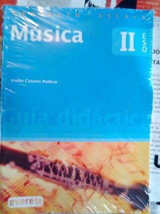 Música 2° Secundaria everest