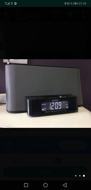 radio Sony iphone
